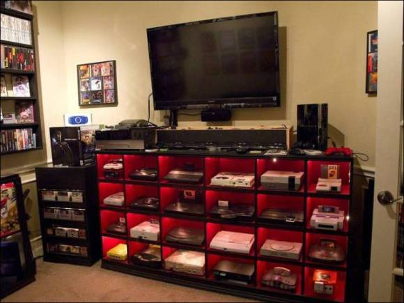 Sweet Gaming Rooms And Rigs