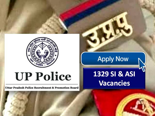UP Police ASI 2021 UPPRPB Registration Ends on 22nd July: Get Direct Link to Apply Online for 1329 Assistant Sub-Inspector Vacancies