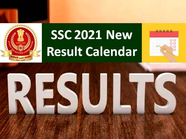 Check Result Dates of SSC CGL, CHSL, JE, Delhi Police Constable, CPO Sub-Inspector, JHT, Stenographer & Other SSC Exams