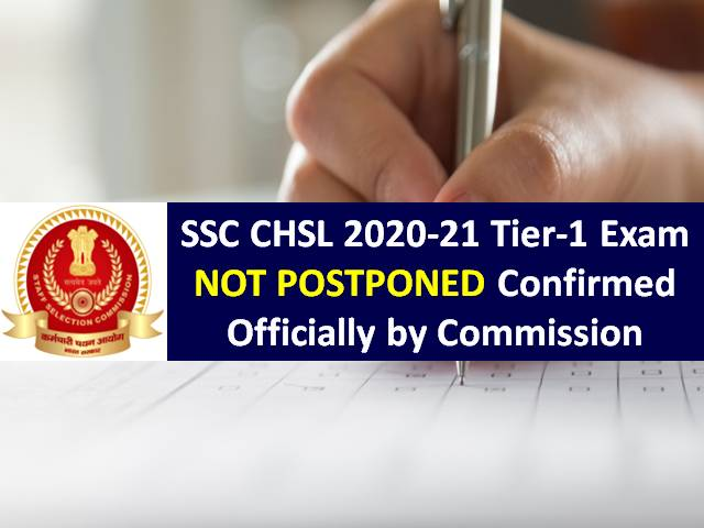 Commission Confirmed Officially, Tier-1 Exam will be held as per schedule following COVID-19 Guidelines