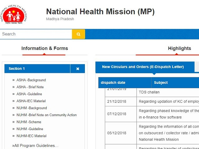 NHM MP Admit Card 2021 Expected Tomorrow for Staff Nurse, ANM and Lab Technician @sams.co.in, Check Call Letter Updates Here