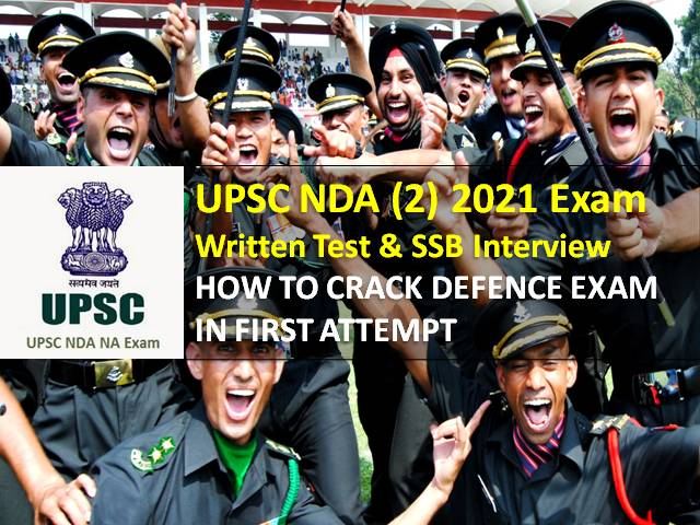 Check How to Crack Defence Exam in First Attempt