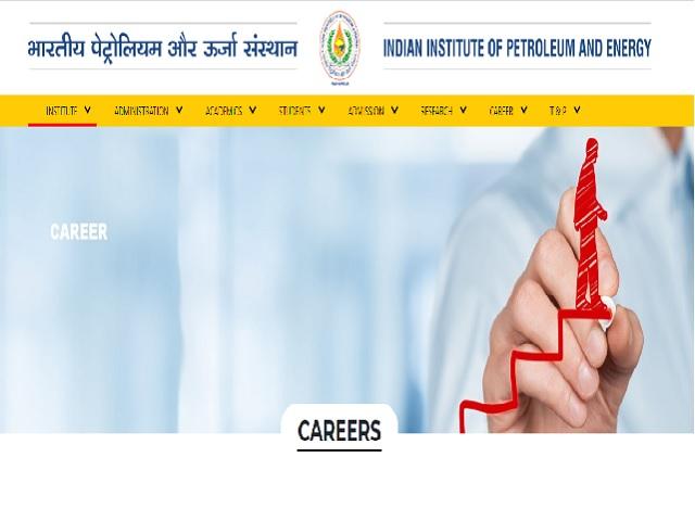 IIPE Recruitment 2021 for Teaching & Non Teaching Staff Posts, Apply Online @iipe.ac.in