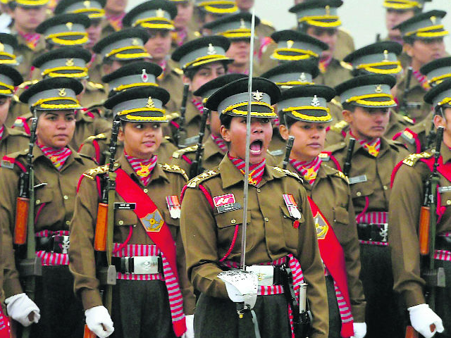 100 Vacancies for Female Military Police Posts, Apply Online @joinindianarmy.nic.in