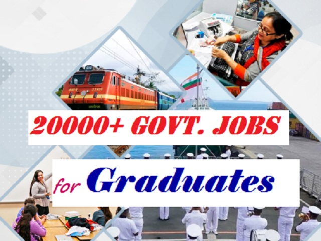 Apply for 20,000+ Posts for Patwari, TGT PGT, Tax Inspector, Clerical Cadre and Other Posts