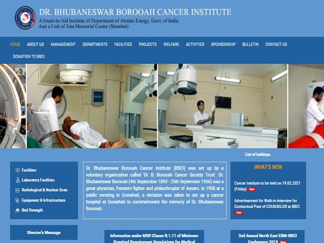 BBCI Guwahati Recruitment 2021, Walk in for Bio Statistician, Clinical Trail Coordinator Posts