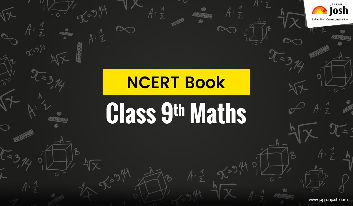 NCERT Book for Class 9 Maths PDF (2021-2022)