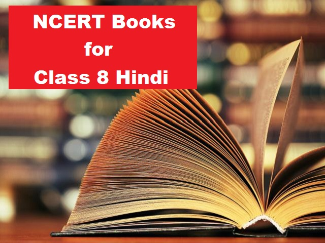 class8 hindi ncert books