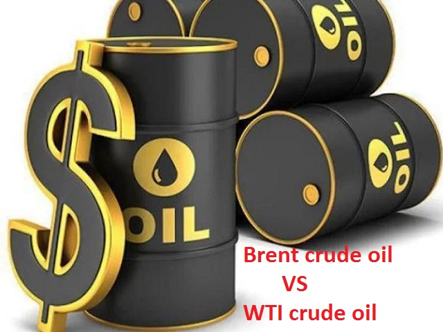 What is the difference between Brent Crude oil and WTI Crude oil Benchmark?