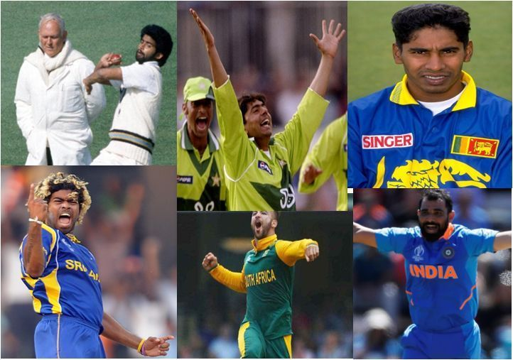 List Of Hat Tricks In Cricket World Cups