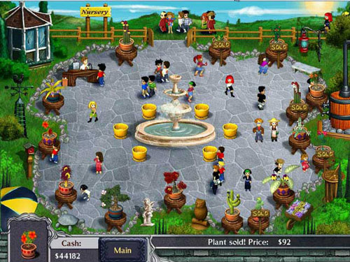 Plant Tycoon Gardening Screenshot
