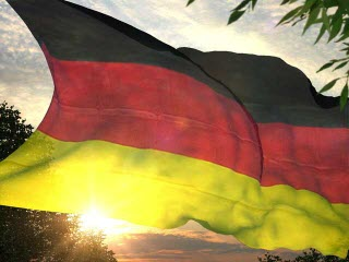 German Flag Screensaver