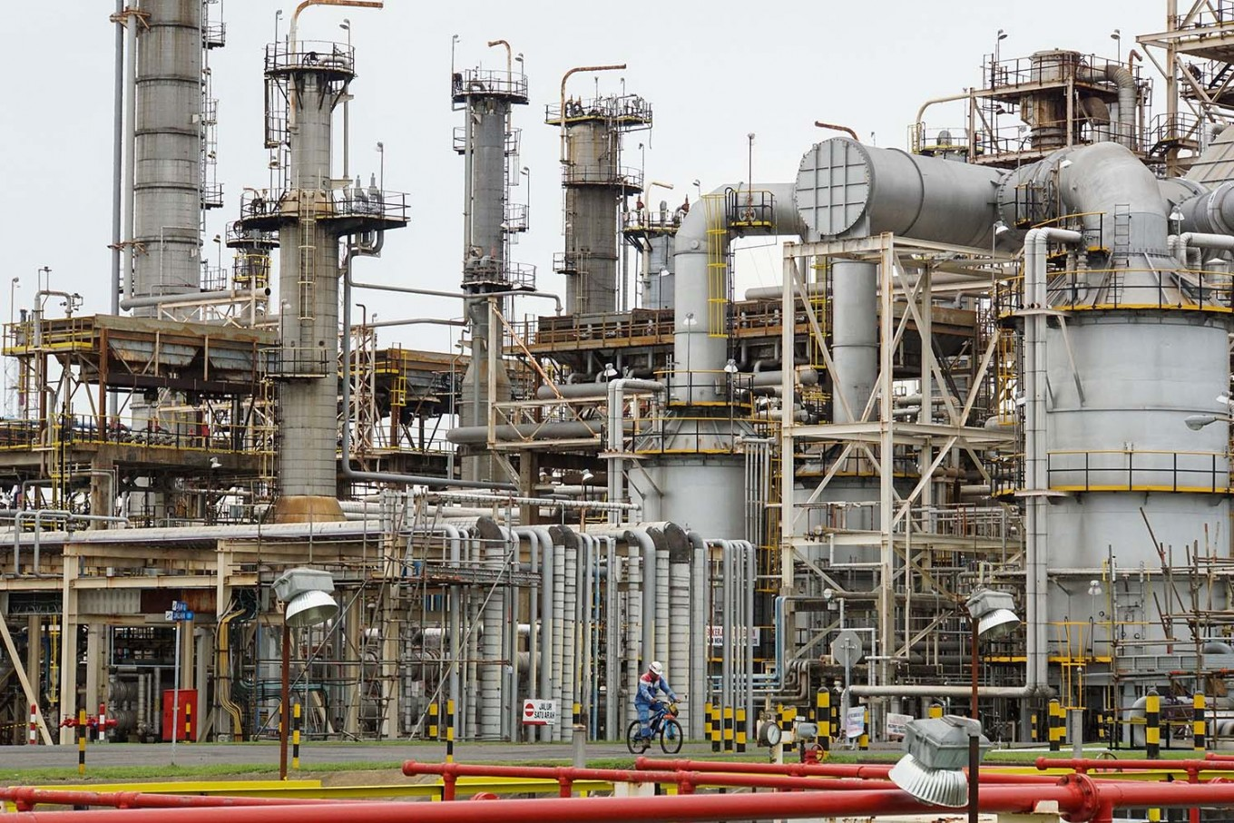 Pertamina allocates US$5 billion for refinery plans