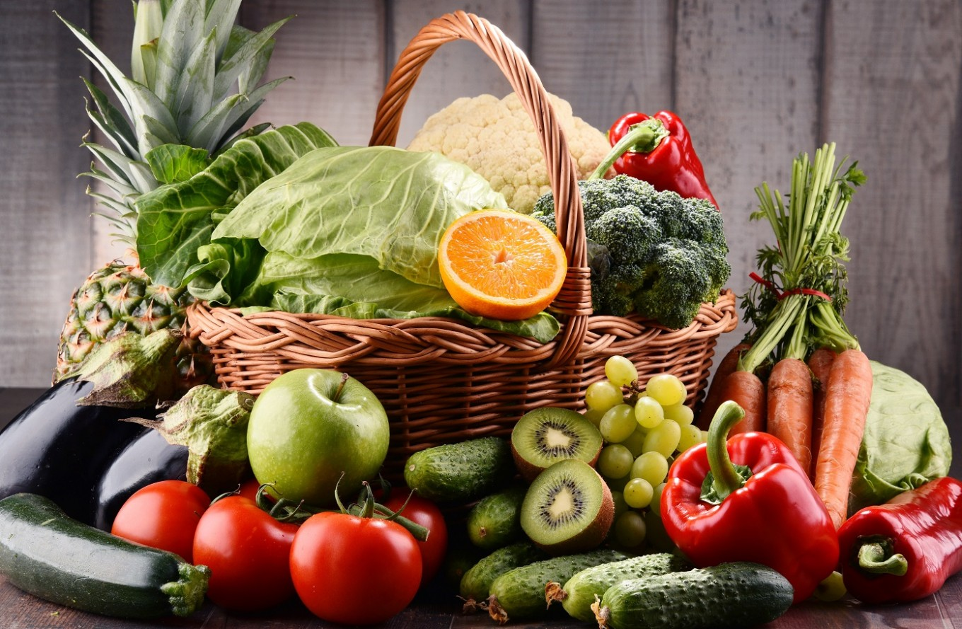 Fruit And Vegetables Key To Attractive Skin Study