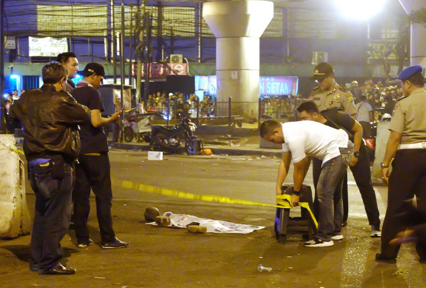 Jakarta shocked by deadly bombings days before Ramadhan
