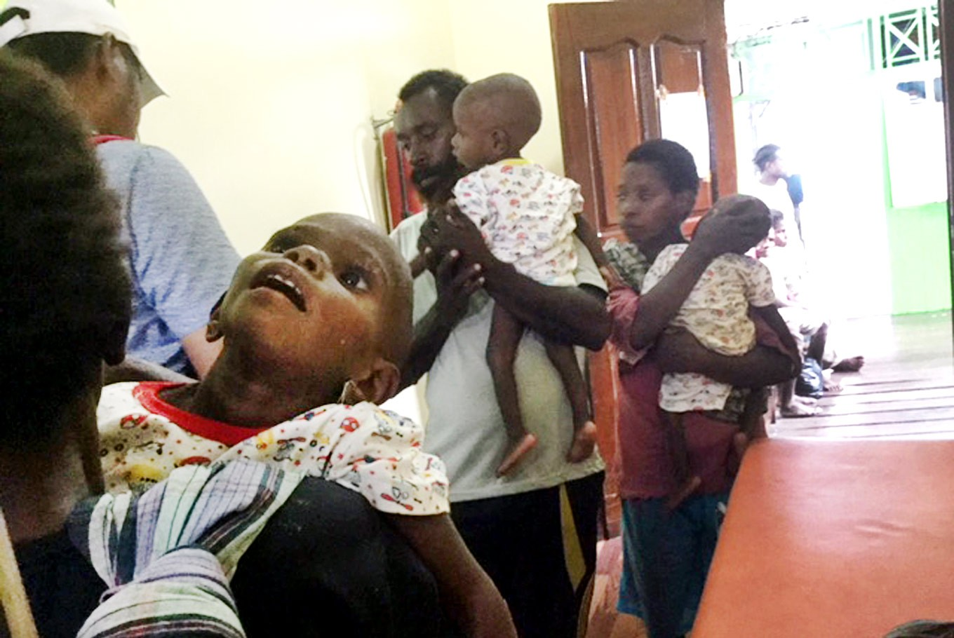 Image result for west papua health crisis