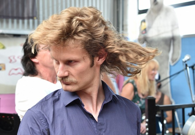 hair to stay: australia mullet heads celebrate hairstyle