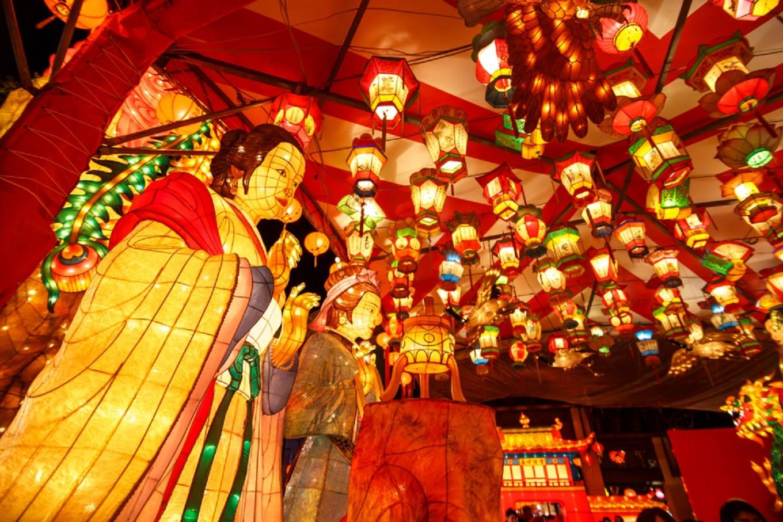 Four Must See Lantern Festivals Around Asia