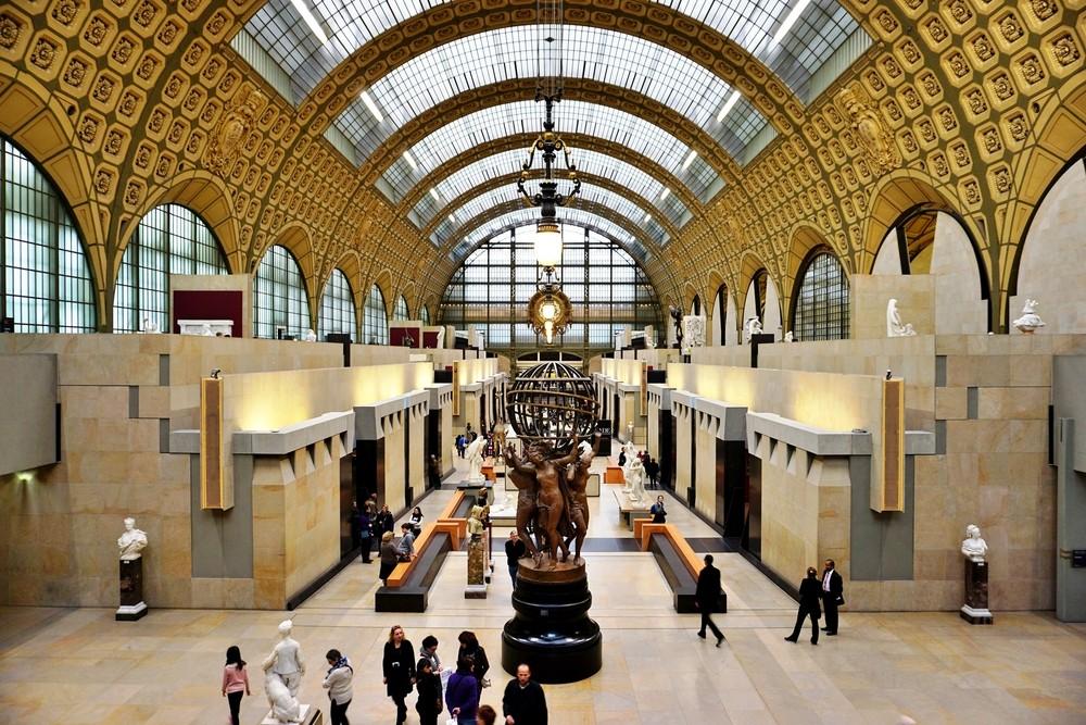 Tur virtual museum - Musee dOrsay