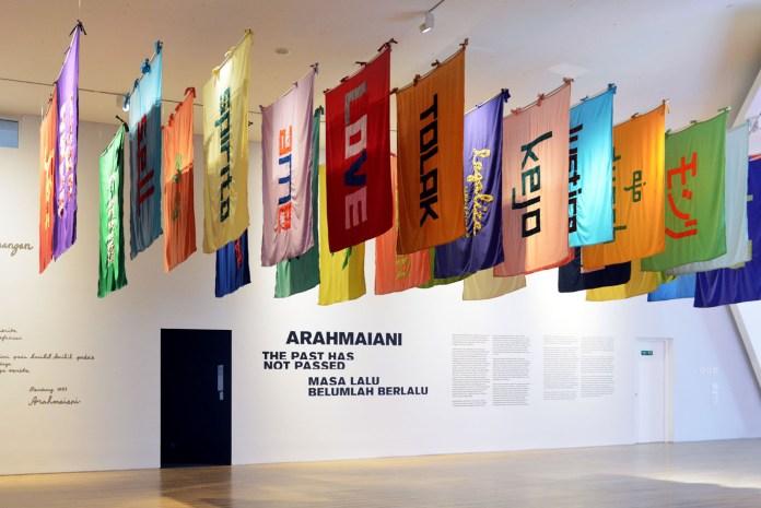 Politics that divide, art that connects