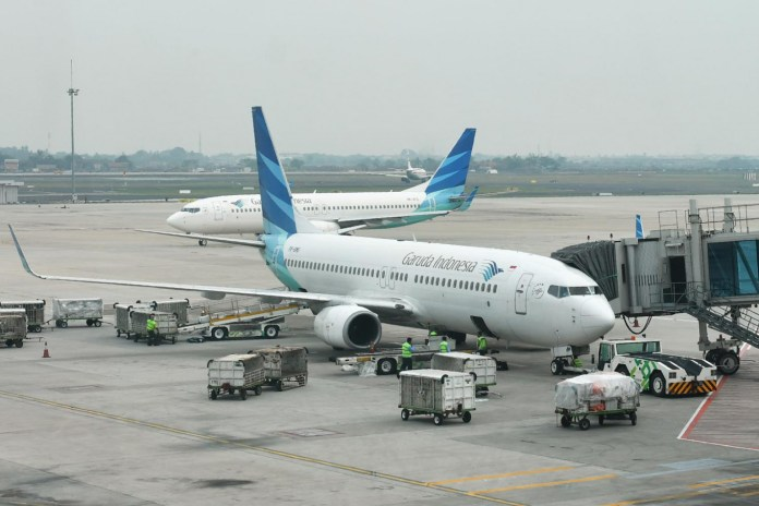 Government Drafts 1b Rescue Plan To Save Garuda Indonesia Business The Jakarta Post