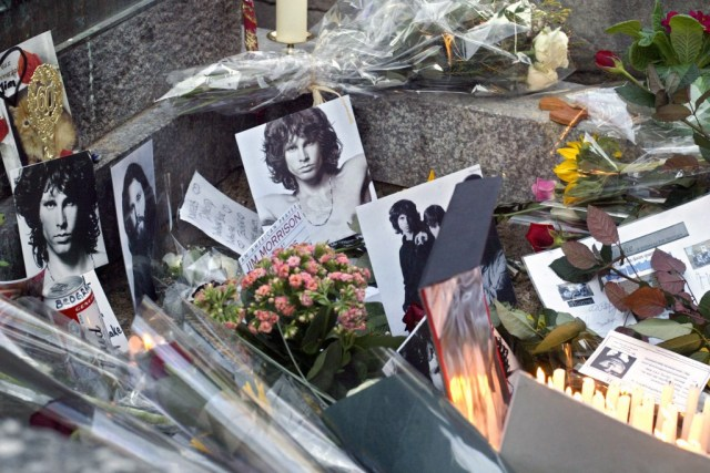 50 years after his death, Paris remembers Jim Morrison - People - The  Jakarta Post
