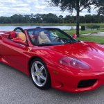 2003 Ferrari 360 Spider In Boca Raton United States For Sale 10567363