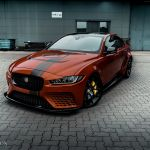 2019 Jaguar Xe Sv Project 8 In Aschaffenburg Germany For Sale 10702886