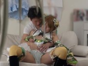 【美少女】「ちゃんとゴム付けてよぉ」美少女コスプレイヤーを自宅に連れ込み盗撮!
