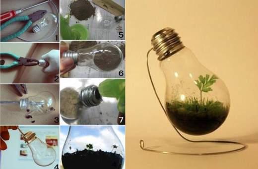 創意燈泡應用 bulbs idea