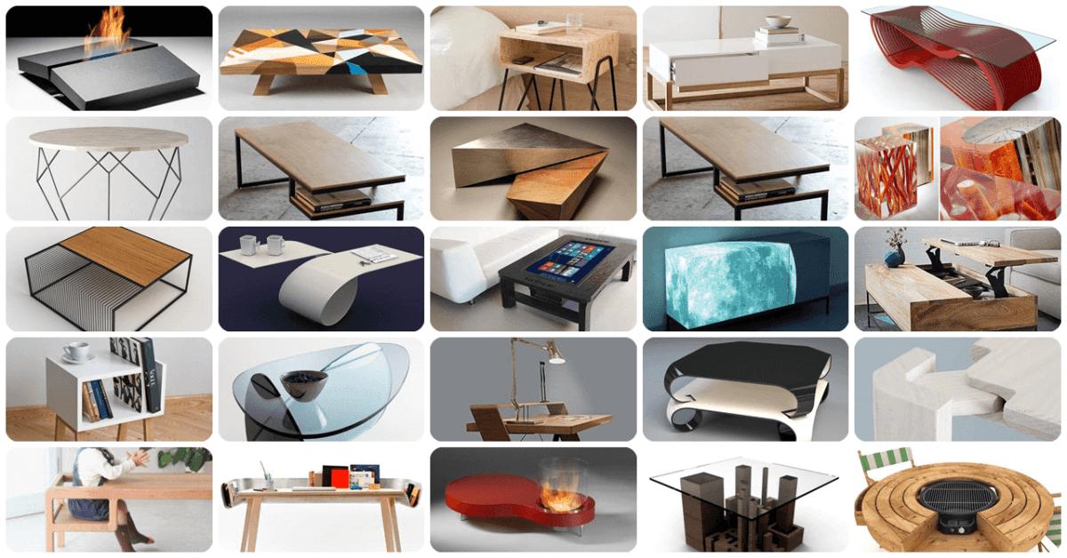 Tables creative design