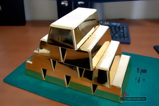 金磚金字塔