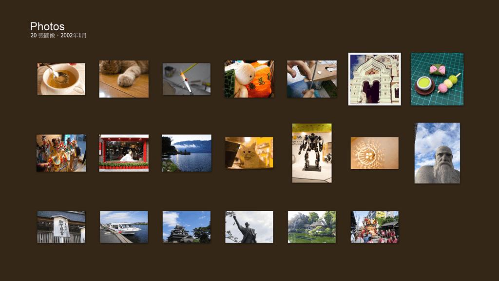 Picasa圖片美術拼貼