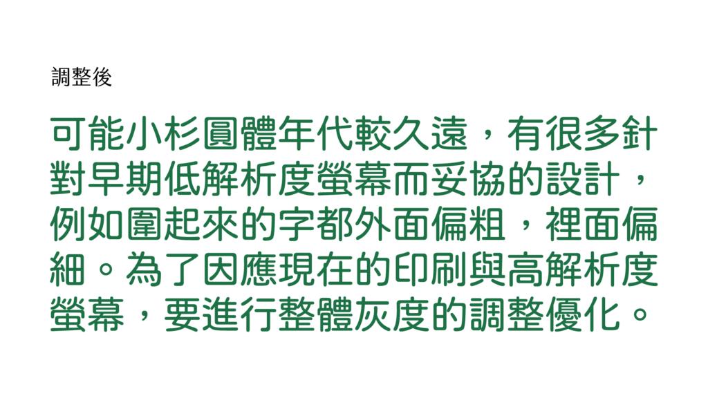 文字的標題符號修改