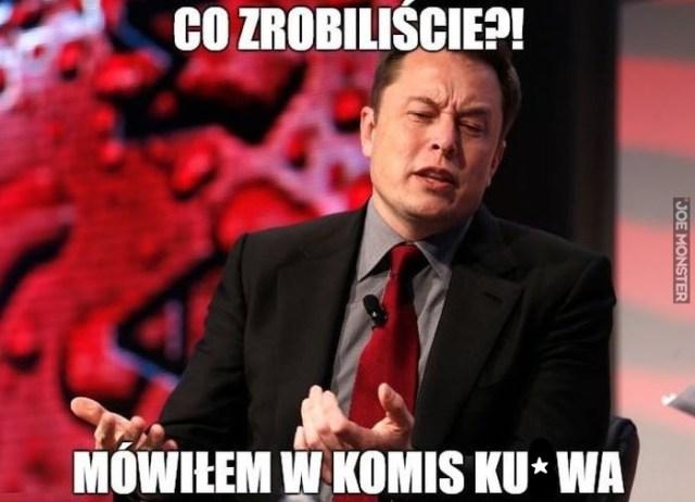 Niedopowiedzenie w SpaceX 'Paparazzi' - Obrazkowo.pl - najlepsze memy w  sieci.