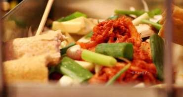 台中美食推薦-店小二異國料理,長方型的大長今鍋超霸氣。