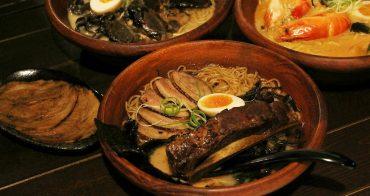 深夜食堂不用到台中市區,來到大里一樣滿足....頑者炙燒拉麵。