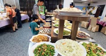 彰化市區,清心緣蔬食坊-複合吃到飽自助餐,平日只要198元!!也可秤重外帶!!