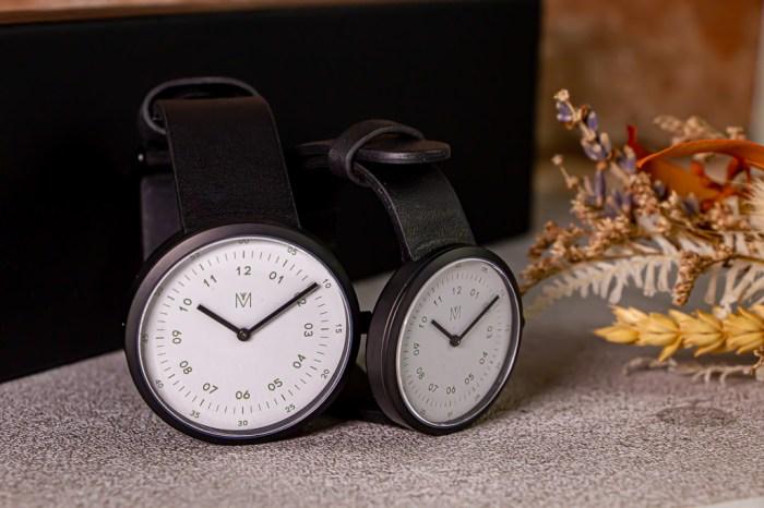 香港設計錶品牌推薦。Maven Watches~簡約風格很百搭,還可客製化刻字!