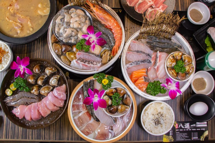 台中北屯,小胖鮮鍋崇德店,鮮味十足的海鮮鍋物!