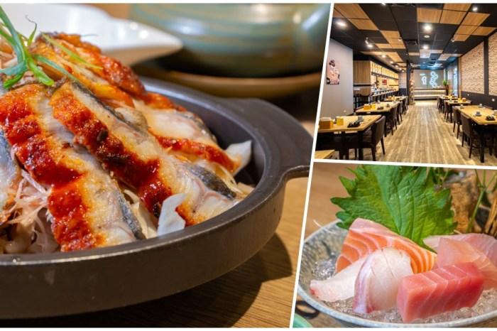 一貫手作壽司,中科商圈人氣美食,食材新鮮用料實在,用餐環境舒適有氣氛。