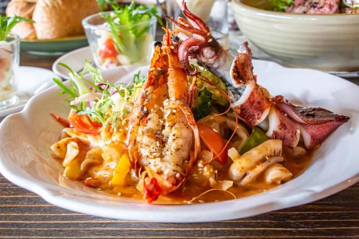 台中西區,Offer oh 昨日花卷 跨界美食正流行,還有商業午餐可選擇!