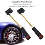 2pack Brake Pad Wear Sensor Front Or Rear 2205401517 Fits For Mercedes Benz E Gl Ml R S Buy At A Low Prices On Joom E Commerce Platform