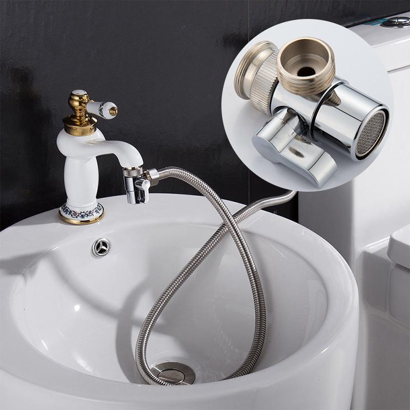 t adapter 3 way valve washer for diverter kitchen bathroom bidet basin faucet