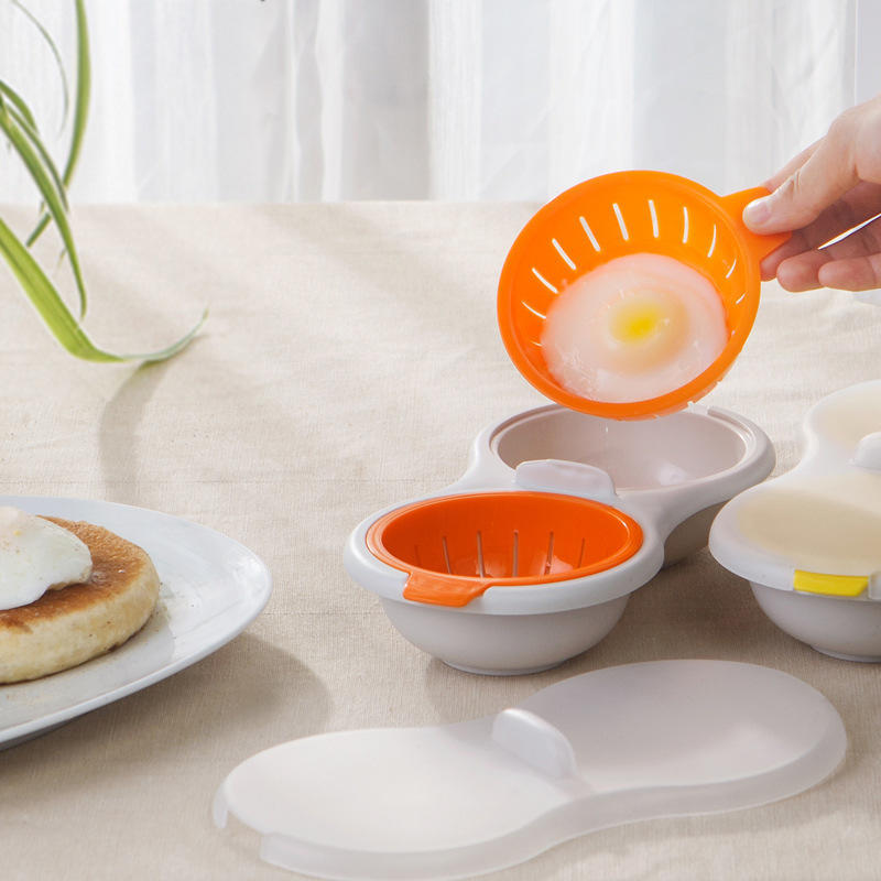 cooking tool microwave egg cooker microwave oven cup poacher egg boiler steamer