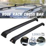Bloqueio Chaves De Bagageiro De Telhado Telhado Cross Bar Preto Kit Para Land Rover Discovery 3 4 Comprar A Precos Baixos Na Loja Virtual Joom