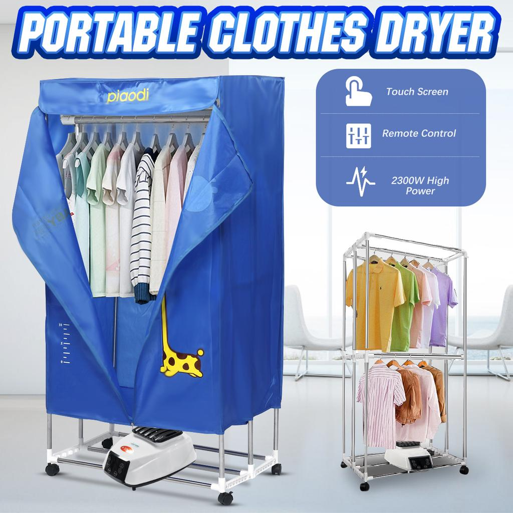 2300w portable clothing dryer electric laundry energy saving drying rack mini clothes hanging quick buy at a low prices on joom e commerce platform