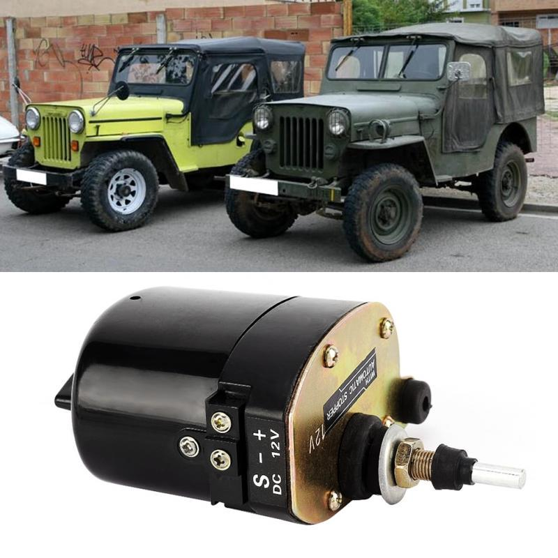 12v car auto windshield windscreen wiper motor fit for willys jeep tractor 01287358 7731000001