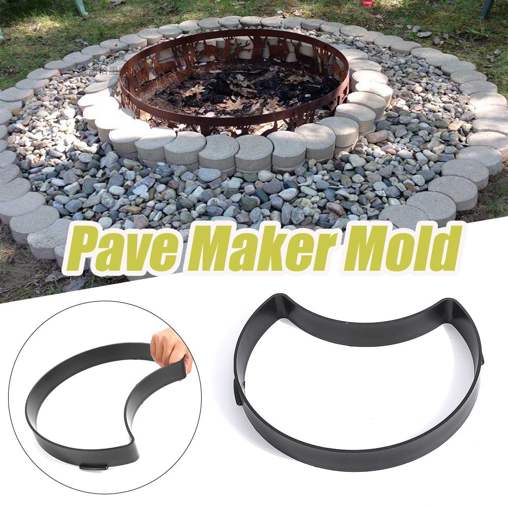 diy driveway paving concrete stepping garden road mold pavement mold patio stone path walk maker buy at a low prices on joom e commerce platform