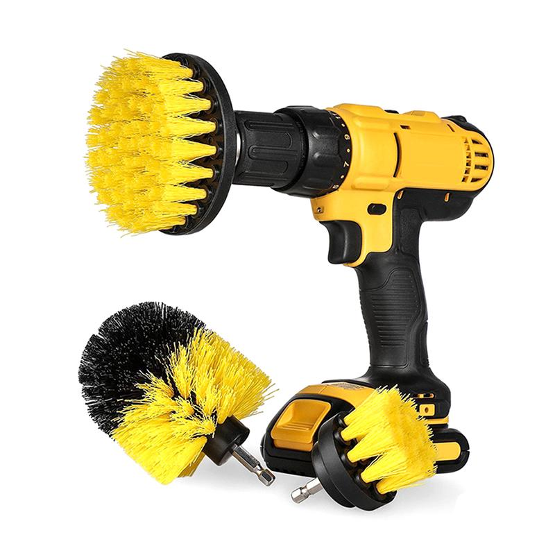 drill cleaning brush power scrubber stiff scrub brush bit pad bathroom tile buy at a low prices on joom e commerce platform
